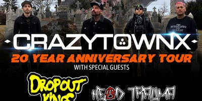 Crazy Town | Dropout Kings at Bigs Bar Sioux Falls