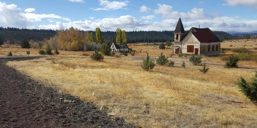 IN A LANDSCAPE: Warm Springs Reservation 5:30pm Thu, 9/5