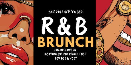 R&B Brunch September tickets