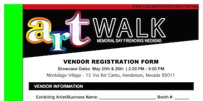 Art Walk Early Bird Registration | MDW Fireworks