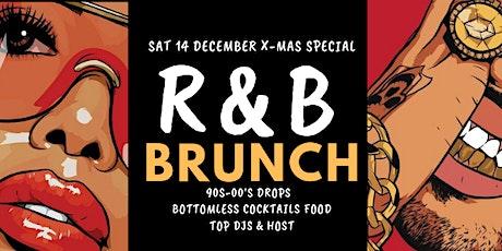 R&B Brunch December Xmas Special tickets