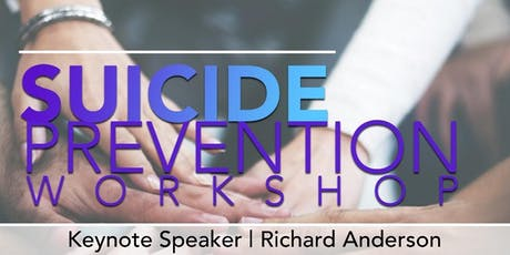 SUICIDE PREVENTION WORKSHOP tickets