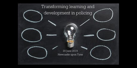 Transforming learning and development in policing – National Learning Network event tickets