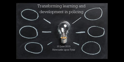 Transforming learning and development in policing – National Learning Network event