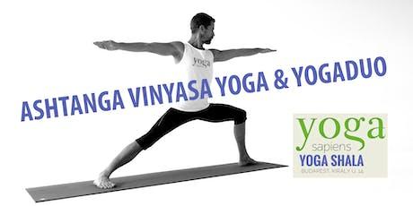 ASHTANGA VINYASA YOGA / Mysore&Led classes tickets