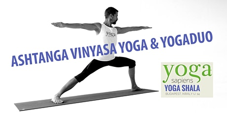 ASHTANGA VINYASA YOGA / Mysore&Led classes tickets