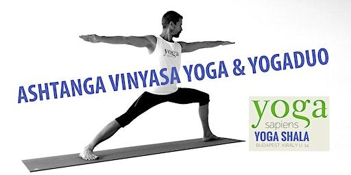 ASHTANGA VINYASA YOGA / Mysore&Led classes