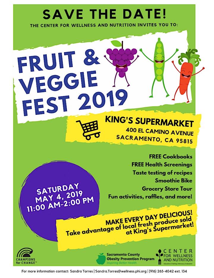 Fruit & Veggie Fest 2019 image