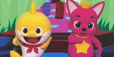 """Feriado com DESCONTO! """"Baby Doo Doo Doo Shark, uma viagem musical"""" no Teatro Ruth Escobar"""