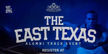 East Texas Alumni Track Meet tickets