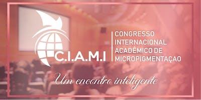 CIAMI - Congresso Internacional Acadêmico de Micropigmentação