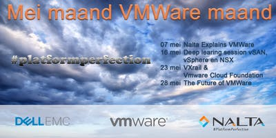 The future of VMWare - Nalta & Dell EMC: VMWare VM