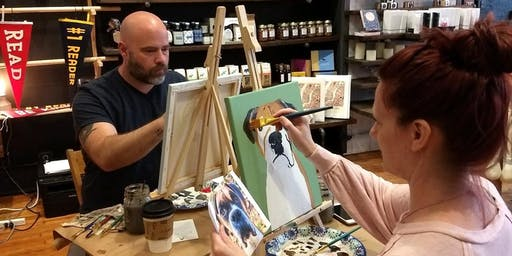 Paint Your Pet Workshop at Foundry42
