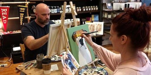 Paint Your Pet Workshop at Foundry42