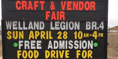 A Springtime Craft & Vendor Fair