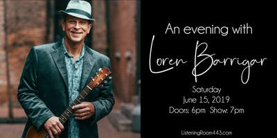 An Evening with Loren Barrigar