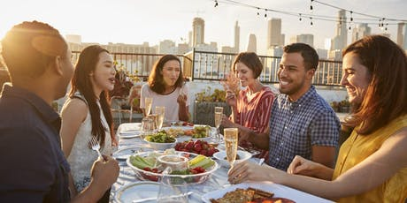 Find Your Perfect Roommate! | Speed Networking for Roommates | New York City tickets