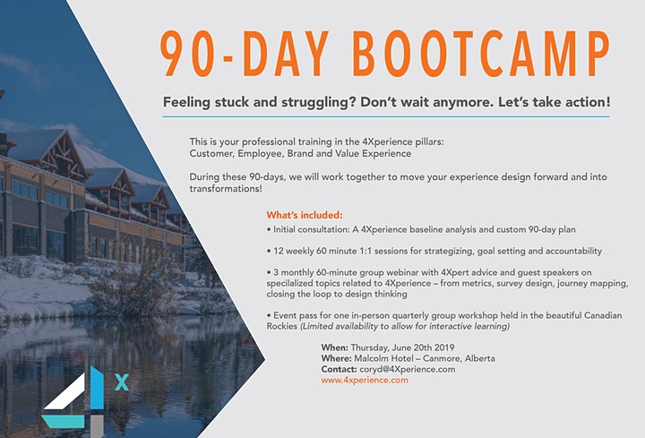 4Xperience Bootcamp image