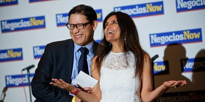 Negocios Now Who's Who in Hispanic Chicago Gala Event