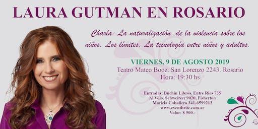 Laura Gutman en Rosario