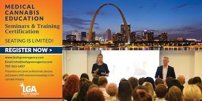 Medical Marijuana Budtender and Brand Ambassador Sales Training - St. Louis