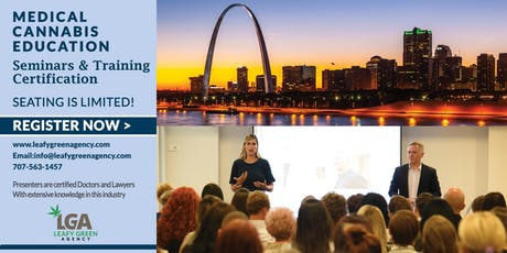 Missouri Medical Marijuana Dispensary Staff & Operations Training- St. Louis tickets