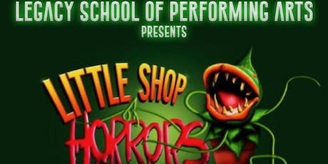 LSPA's Little Shop of Horrors  tickets
