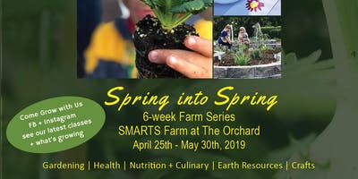 Spring into Spring Farm Series for Youth