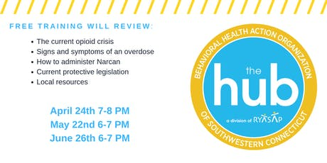 How to Reverse an Opioid Overdose- FREE Narcan Kits Available! tickets