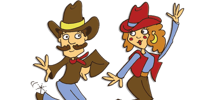 Country Partner Line Dance Lessons for Beginners