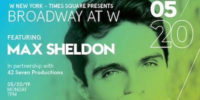 Broadway At W - Max Sheldon
