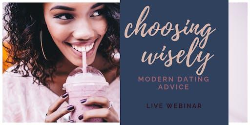Choosing Wisely: Live Webinar