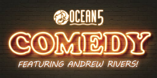 Comedy Night at Ocean5