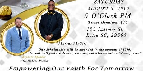 Save Our Youth Scholarship Gala  tickets