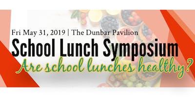 School Lunch Symposium