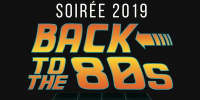 Back to the 80's Soiree