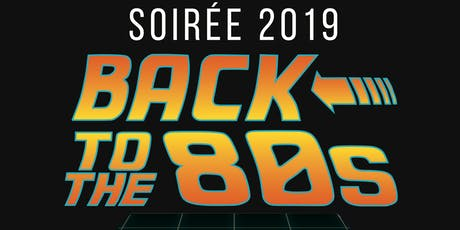Back to the 80's Soiree tickets