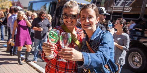 16th Annual Downtown Truckee Wine, Walk & Shop