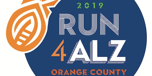 Alzheimer's Orange County Walk & Run 2019
