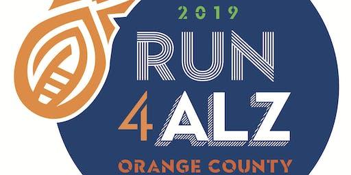 Alzheimer's Orange County Walk & Run 2019