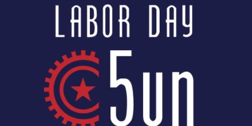 Labor Day 5 Miler