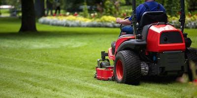 Turfgrass Maintenance Certification Workshop