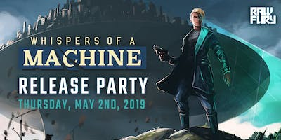 Whispers of a Machine Release Party
