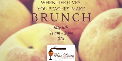 When Life Gives You Peaches, make Brunch