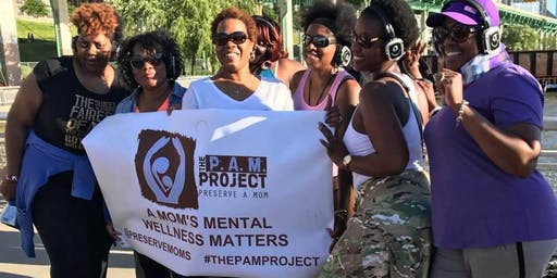3rd Annual PAM Moms Wellness Walks