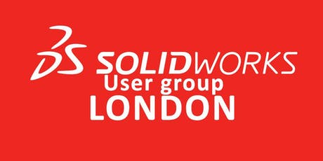 Swugn London - Solidworks User Group July 2019 tickets