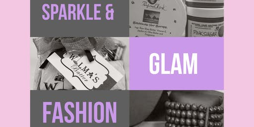 Sparkle & Glam Fashion Market Waldorf