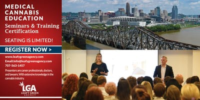 Medical Marijuana Budtender and Brand Ambassador Sales Training - Dayton, OH
