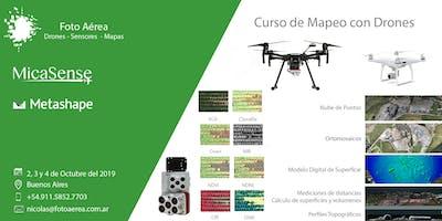 Curso de Mapeo con Drones en Buenos Aires