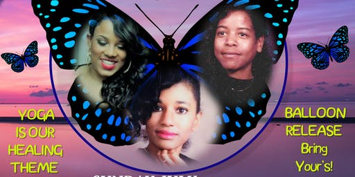 3RD ANN SMILE4SMILEY LoveMovement I'Am Lynda's & Debra's Voice Memorial Day